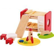 Hape Child's Bedroom - All Seasons Dollhouse