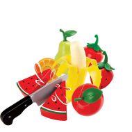Hape Fruit Playset