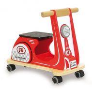 Indigo Jamm Scoot - Red