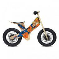Kinderfeets Balance Bike - Retro Superhero
