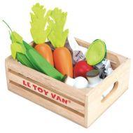 Le Toy Van Harvest Vegetables in Crate