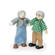 Le Toy Van Dolls Grandparents Set