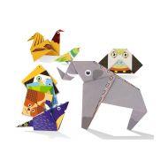 Smart Origami Paper Kit - Animal World