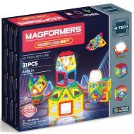 MAGFORMERS Neon LED Set 31