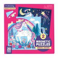 Magnetic Puzzle - Magic Unicorn 20 Pieces