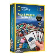 Rock + Mineral Card Games