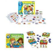 Orchard Toys Shopping List Pack