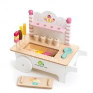 [Torn Box] Tender Leaf Toys Ice Cream Cart