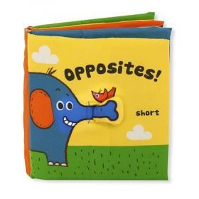 Melissa and  Doug - Opposites Soft Book