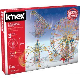 KNex 3 N 1 Amusement Park