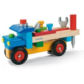 Janod - Brico Kids DIY Tool Truck