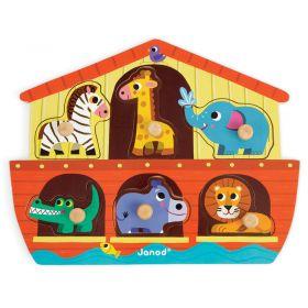 Janod - Noahs Ark Puzzle