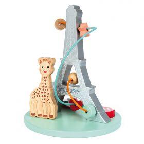 Janod - Sophie La Girafe Bead Maze
