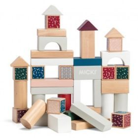Micki Senses - 40 Building Blocks