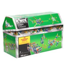 Knex Classic Constructions 70 Model Building Set