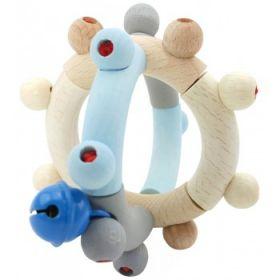 Hess-Spielzeug Rattle Motor Ball