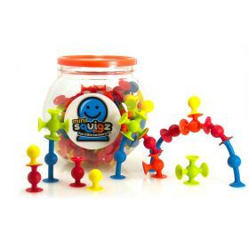 Fat Brain - Mini Squigz 75 pcs