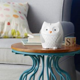 Skip Hop Moonlight & Melodies Nightlight Soother- Owl