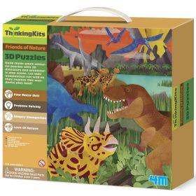 Dinosaur 3D Floor Puzzle