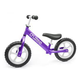 Cruzee Balance Bike - Purple
