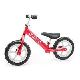 Cruzee Balance Bike - Red