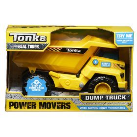 TONKA Power Moovers - Dump Truck