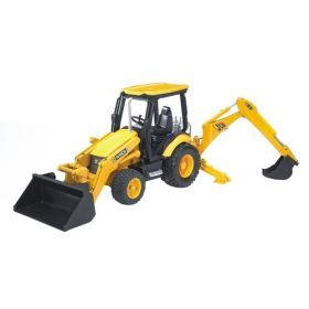 Bruder - JCB Midi CX Backhoe Loader 02427