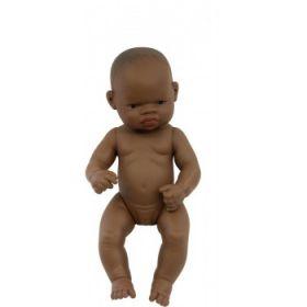 Miniland Doll African Girl 32 cm