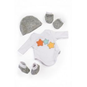 Miniland Clothing Layette Body Suit & Accessories 38-42 cm