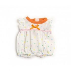 Miniland Clothing Light polkadot pyjamas, 21 cm