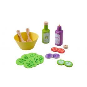 EverEarth Salad set for imaginative play