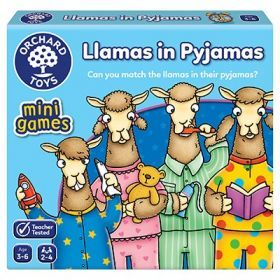 Orchard Toys - Llamas in Pyjamas