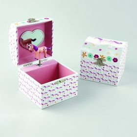 Jewellery Box - Unicorn