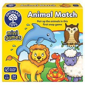 Orchard Toys - Animal Match