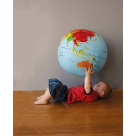 World Globe - Giant Inflatable Globe 50 cm