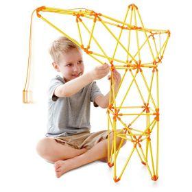 Hape Flexistix Truss Crane 94 Pieces