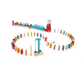 Hape Mighty Hammer Domino Set