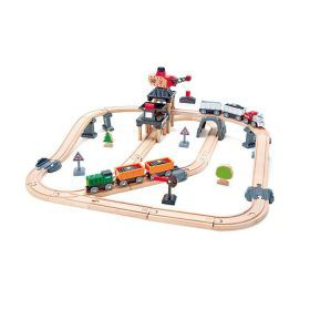 Hape Mining Loader Train Set