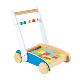 ELC - Wooden Toddle Truck