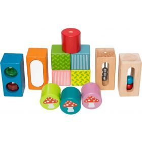 EverEarth Sensory Discovery Blocks with Sounds