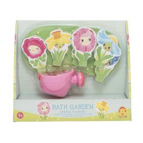 Bath Garden - Spring Flowers