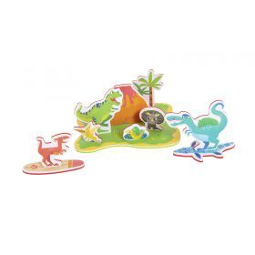 Dinosaur Island - Bath-a-saurus