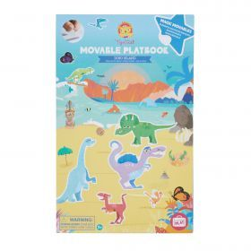 Movable Playbook - Dino Island