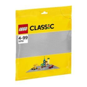 LEGO Classic Grey Baseplate (10701)