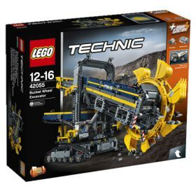 42055 LEGO Technic Bucket Wheel Excavator - box-image