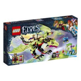 41183 LEGO Elves The Goblin King's Evil Dragon - box-image