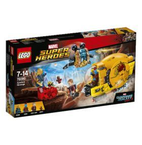 76080 LEGO Super Heroes Ayesha's Revenge - box-image