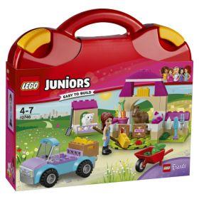 LEGO Juniors Mia's Farm Suitcase
