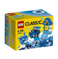 10706 LEGO Classic Blue Creativity Box - box-image