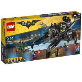 70908 LEGO Batman Movie The Scuttler - box-image